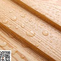 木护墙板成形型材结构