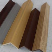 厂家直销 自然木配套角线颜色可定制