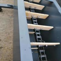 大型板链刮板输送机生产 链条刮板输送机设备 y80331