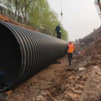 沧州东光HDPE双壁波纹管厂家实时价格