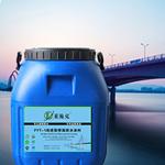 FYT-1改进型桥面防水粘结剂、施工抛丸过程