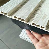 生态木吸音板墙面装饰板