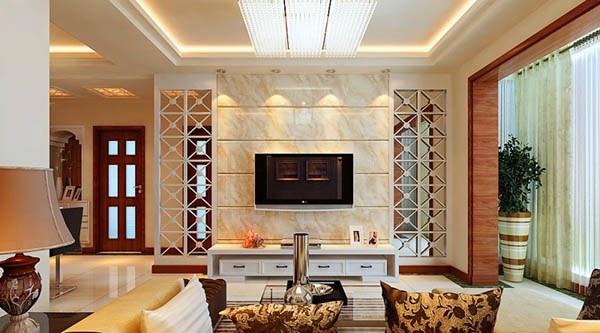 电视背景墙如何装修才好看?