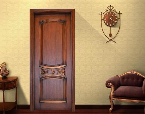 实木门价格高吗?如何选择合适的实木门?