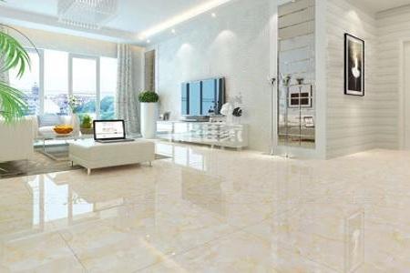 客厅装修选择哪种瓷砖比较好?