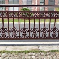 株洲安顺新材料科技有限公司供应围栏 锌钢护栏 铝艺系列