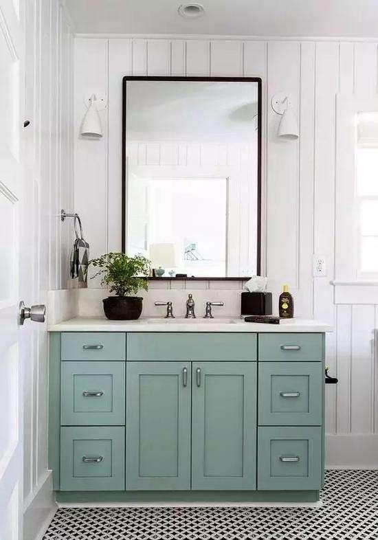 浴室柜如何安装更专业?