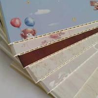 寧德竹木纖維集成墻板 全屋快裝 扣板自裝 集成墻面裝飾板