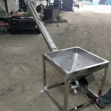 移动管式螺旋输送机参数 小型螺旋输送机选择LJY8