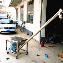 倾斜不锈钢螺旋输送机销售 不锈钢螺旋输送机选择LJY8