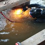 无锡市水下切割公司【专业水下切割】