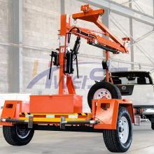 厂家直销轮载式折叠型高空防坠保护装置
