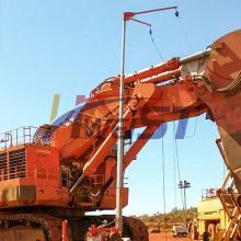 厂家直销轮载式升降型高空防坠保护装置