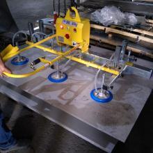 激光切割机金属板材上料、真空吸吊机可配套立柱悬臂吊使用