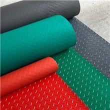 PVC塑胶地垫PVC耐磨防滑垫厂家工厂车间仓库加厚阻燃防滑垫