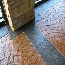 武汉水泥压模模具厂家供应材料武汉压模地坪模板材料价格
