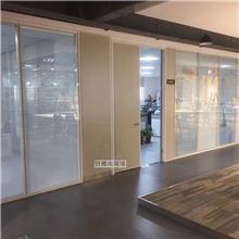 厂家供应上海高隔间铝型材 办公室成品隔断
