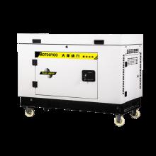 大泽动力8KW小型汽油发电机