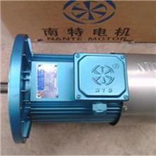 南京特种电机YDE802-4 0.8KW电磁制动电机