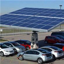 广东晶天太阳能电池组件太阳能发电板新能源汽车太阳能充电桩