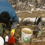 屋顶伸缩缝漏水怎么补-水池伸缩缝堵漏方案