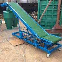生产升降输送机参数  家用凹槽爬坡输送机生产LJY8
