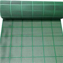 PVC塑胶地垫防水镂空鱼鳞纹防滑按摩垫厨房浴室泳池隔水进门垫