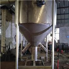 供应不锈钢材质塑料颗粒搅拌机