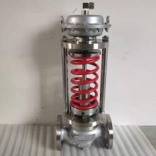 三精ZZYP-16P不锈钢自力式减压阀稳压阀法兰连接气全蒸汽