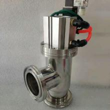 三精GDC-J电磁高真空挡板阀电磁阀批发