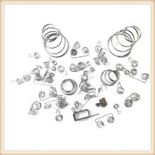 弹簧厂加工定制塔形不锈钢圆柱压缩弹簧双钩拉伸弹簧扭簧异形弹簧