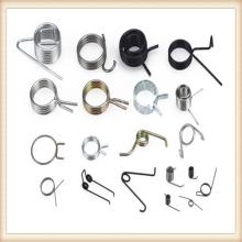 不锈钢异形扭簧 扭转扭力弹簧夹子玩具灯饰灯具弹簧执手扭簧