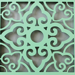 镂空铝板装饰工程定制