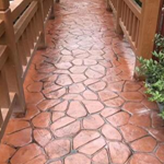 滁州水泥压模模具防腐蚀性强度高滁州压模地坪模板防滑性强