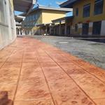蚌埠艺术压模模具发展历史蚌埠地面压模模具色彩丰富