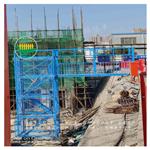工地上的梯子叫什么工程梯  施工梯笼 基坑梯笼