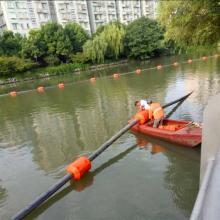 泥浆运输水上管道浮撑 内径220mm组合式管道浮块价格