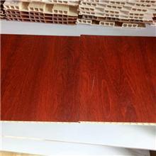 供应竹木纤维墙板 木饰面板背景墙 木塑格栅吊顶