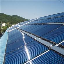 湖南新建楼房太阳能热水工程
