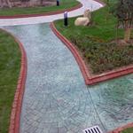 孝感压模地坪保护剂施工价格低廉孝感压模水泥地坪模具免费使用