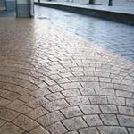 黄山彩色水泥压模平整性强黄山压模路面制作混凝土材料