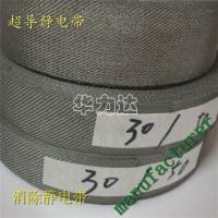 【擦玻璃污点专项使用不绣钢纤维布,316L金属纤维织带.防静电布】