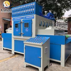 河北大型自动喷砂机平面板材表面处理自动喷砂机厂家