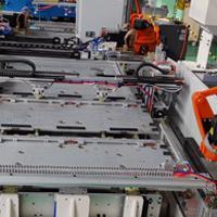 自动焊接流水线|点焊机器人工作站|自动点焊机|全自动点焊生产线