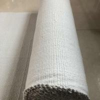 贵州省烟道内衬防火布-陶瓷纤维防火布价格