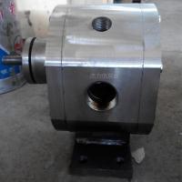 耐磨圆形圆弧保温齿轮泵