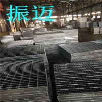 插接异形网格板-排水井钢盖板