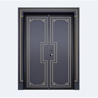 装甲门 铝合金防盗门 入户门