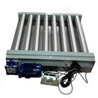 自动输送滚筒电子秤 非标定制流水线滚筒秤