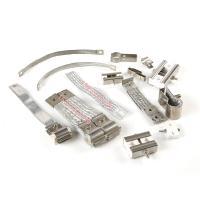 厂家直销防腐蚀防锈耐高温硅钼棒不锈钢连接带和固定夹